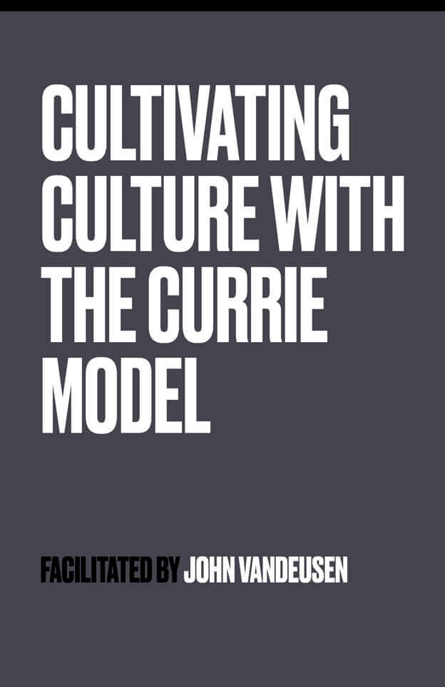 Cultivating Culture with the Currie Model