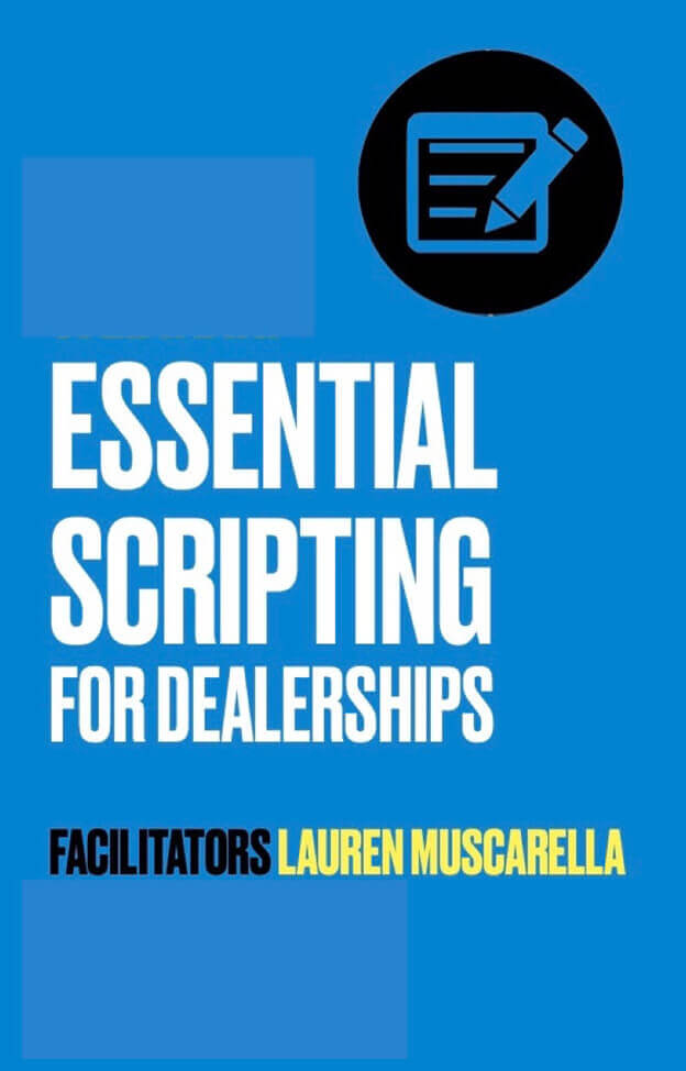 Essential Scripting for Dealerships